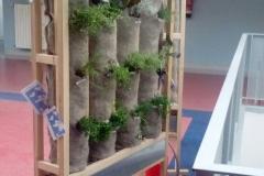 Moduli di coltivazione verticale finito