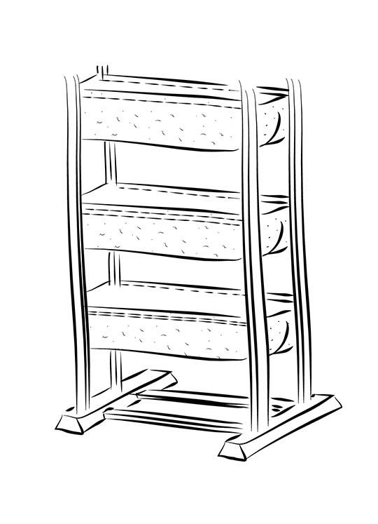 struttura modulare in lana e legno per coltivazione indoor e out door