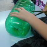 vaso con serbatoio acqua, riciclo